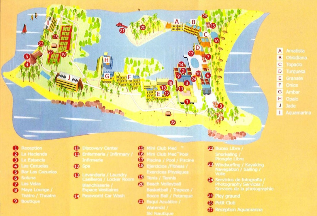 club med cancun map with Map Of Yucatan Mexico on Hotel Riu Caribe as well Watch additionally Blue Lagoon Island besides Beach Desktop Wallpapers besides Cancun Centro.